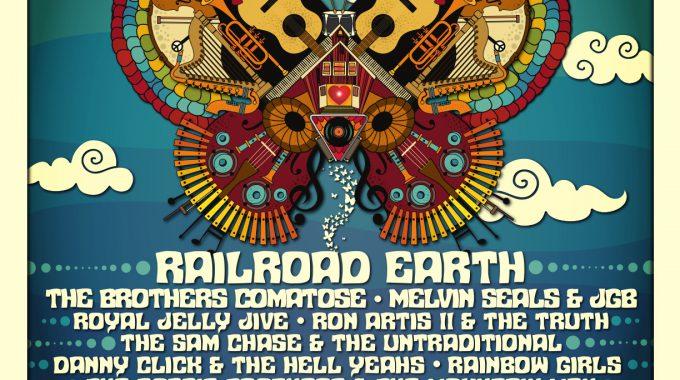Railroad Earth, The Brothers Comatsoe, Melvin Seals & JGB Headline The 11th Annual Petaluma Music Festival