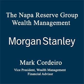 Morgan Stanley Wealth Management - Mark Cordiero - Petaluma